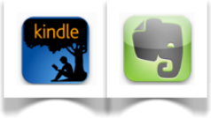 Kindle and Evernote